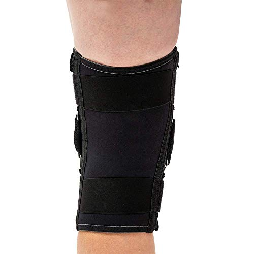 McDavid 422 Dual Disk Hinged Knee Brace Brace (Medium)