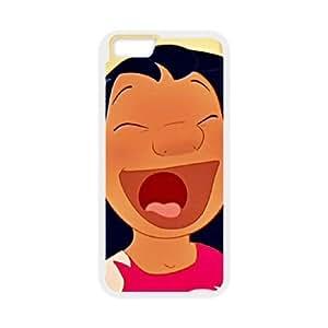 iphone6s 4.7 inch Phone Case White Lilo &amp Stitch Lilo Pelekai TYI3983873