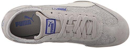 Puma Runner zapatilla de deporte de los Animales Drizzle/Glacier Gray