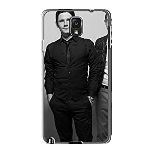 Protector Hard Phone Case For Samsung Galaxy Note3 (zJZ6693FkiL) Support Personal Customs Lifelike Muse Skin