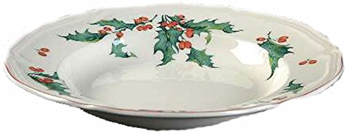 Villeroy and Boch - Holly - Rim Soup Bowl