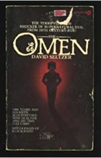 Image result for Damien the omen book