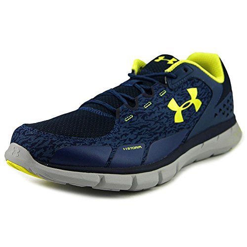 Under Armour Micro G Velocity RN Storm Zapato para Correr