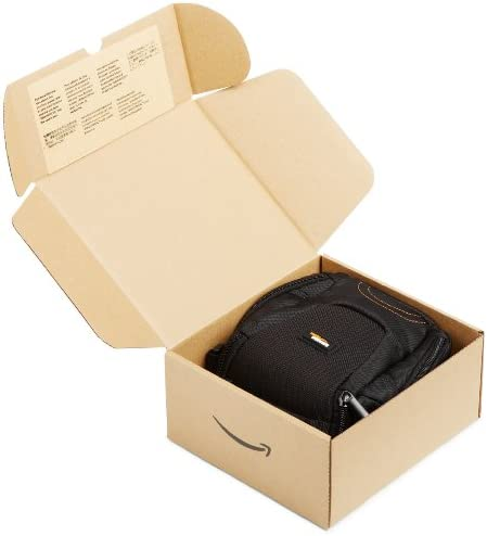AmazonFundamentals Holster Camera Case for DSLR Cameras - Grey