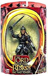 Lord of the Rings: Two Towers Eomer with Sword Attack Action ()