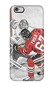 New Premium DanRobertse Chicago Blackhawks (89) Skin Case Cover Excellent Fitted For Iphone 6 Plus