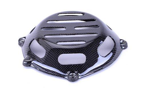 Bestem CBDU-999-CCO1-M Carbon Fiber Open Style 1 Dry Clutch Cover for Ducati