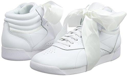 Baskets Grey Multicolore Hi White Freestyle Grey skull white Reebok skull nqYw04xY