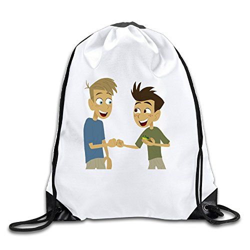 Price comparison product image MEGGE Wild Kratts10 Rope Bag