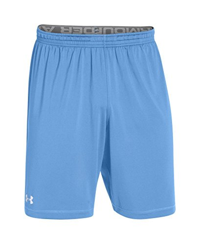 Under Armour Big & Tall UA Raid Team Shorts ( Medium Blue, XXXXL)