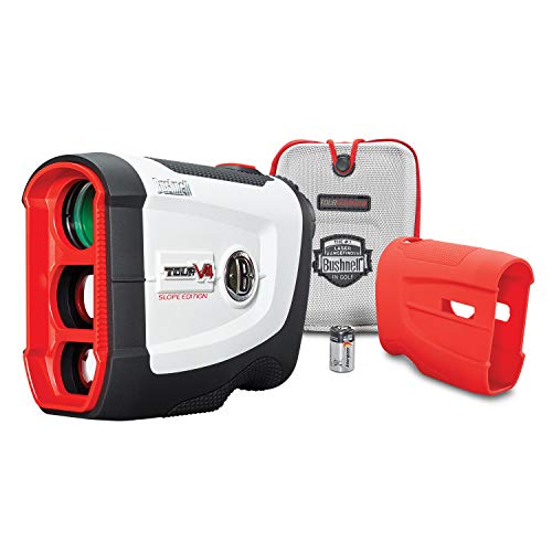 Bushnell Tour V4 Shift Slope Golf Laser Rangefinder