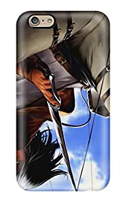 Iphone Case - Tpu Case Protective For Iphone 6- Mikasa