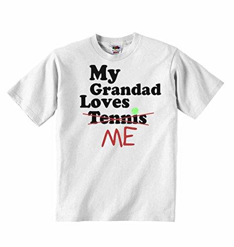 abuelo no Ropa Blanco 3 os as ni Mi para unisex Camisetas meses Tenis Camiseta me personalizadas ni ama 0 d5xxTvO