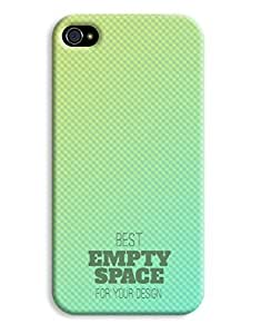 Green Gradient Case for your iPhone 4/4s