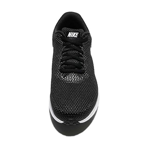 Zoom 003 Black Running all W NIKE out Donna 2 anthracite Low Scarpe Nero White HwOpvCqnx5