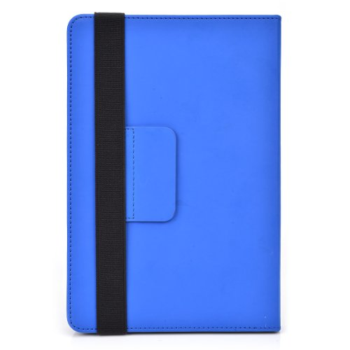 """Kroo 7-8"""" [Expand] Universal Tablet Folio Case fits Alcatel One Touch POP 7"""