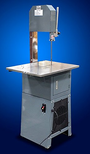 meat band saw with meat grinder - 9
