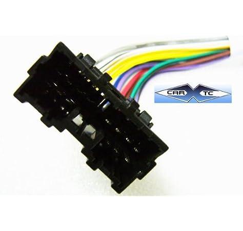 Amazon.com: Stereo Wire Harness Mitsubishi Eclipse 95 96 97 98 (car Radio  Wiring installa.: AutomotiveAmazon.com