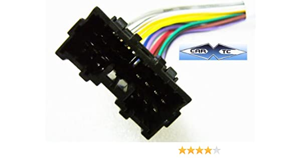 Excellent Amazon Com Stereo Wire Harness Mitsubishi Mirage 97 98 99 01 Car Wiring 101 Cajosaxxcnl