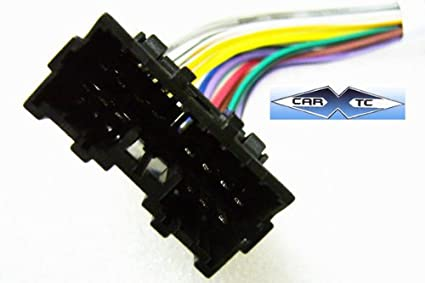 amazon com stereo wire harness mitsubishi galant 94 95 96 97 (carimage unavailable image not available for color stereo wire harness mitsubishi galant