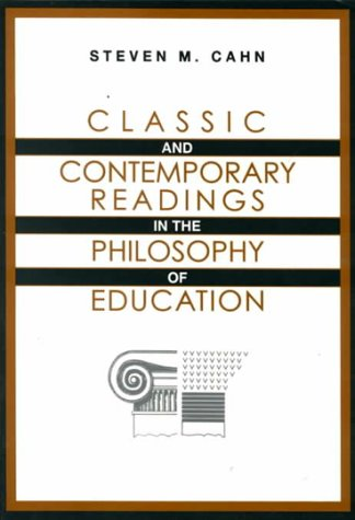 Pdf Teaching Classic and Contemporary Readings in the Philosophy of Education