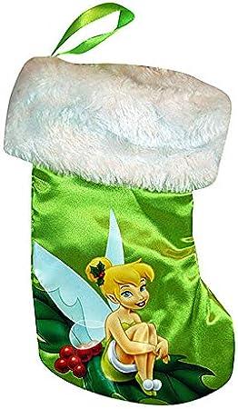 "small Disney Princess Stocking 8/"" Slinky Satin Christmas Stocking w// Soft Cuff"