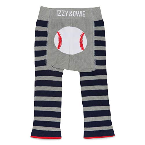 (Izzy and Owie Baby 6-12 Months, Blue, one Size)