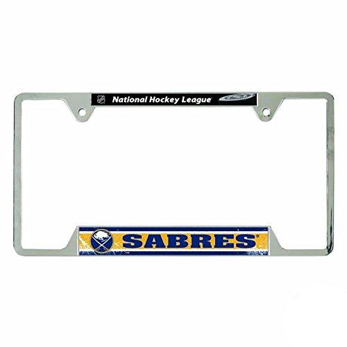 NHL Buffalo Sabres Metal License Plate (Buffalo Sabres Metal)