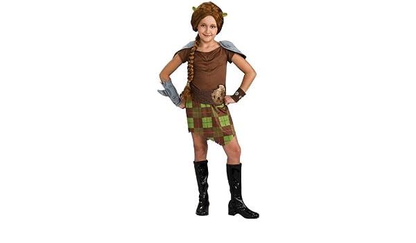 Disfraces para todas las ocasiones Ru884220Sm Shrek 4 Fiona Warrior Sm Ni-o: Amazon.es: Ropa y accesorios