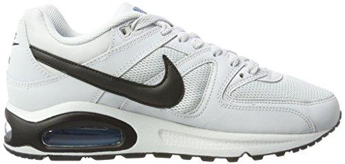 black industrial Command Basse Uomo pure Scarpe Da Max Nike Blue Ginnastica Air Bianco Platinum A7xTaqP