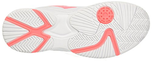 W Blanco Diadora Tenis para Mujer Zapatillas Sciacca Bianco Smash de Rosa Owq45x1rfq