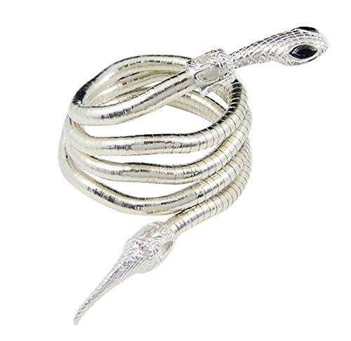 City of Bones Isabelle Lightwood's Electrum Whipserpent Snake Bracelet