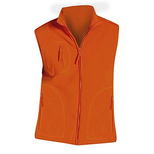 Orange Athletic Vest - 2