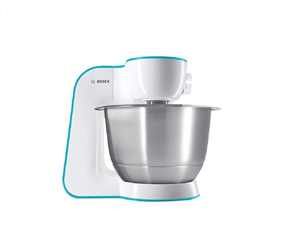 Bosch MUM54D00GB Kitchen Machine, 900 W, Turquoise