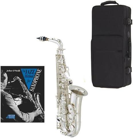 Jazz método plata para saxofón alto (Jazz método libro y saxofón ...