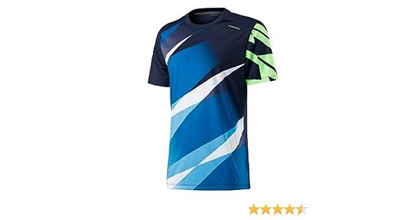 Head - Camiseta para Hombre, diseño de gráfico Visual: Amazon.es ...