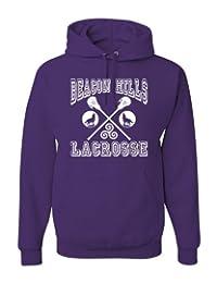 Adult Beacon Hills Lacrosse Sweatshirt Hoodie