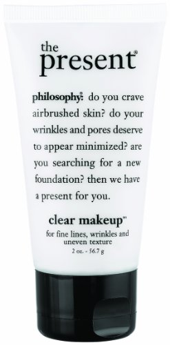 Philosophy The Present - Invisible Skin Perfector and Oil-free Makeup Primer - 2 oz