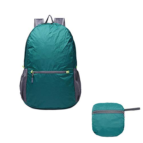 Cheap Toplaunch Ultra Handy Travel Backpack Durable Foldable Water Resistant Ultralight Daypack Minimalist Small Hiking Camping Outdoor Casual Bag Men Women