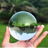 "DSJUGGLING Dawson Juggling Clear Acrylic Contact Juggling Ball - Appx. 3"" - 75mm"