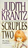Front cover for the book Scruples Two by Judith Krantz