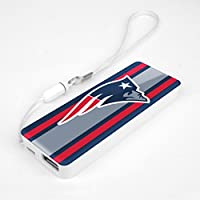 Mizco Sports 5830298401 New England Patriots Powerbank - 3000 mAh