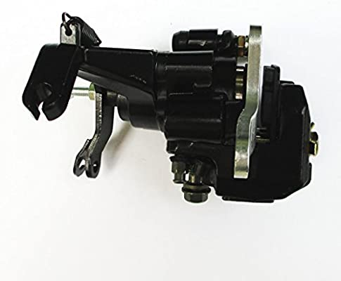 Rear Brake Caliper Assembly With Pads Fits Suzuki Quadracer 250 LT250R 1985-1992