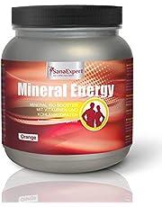 SanaExpert Mineral Energy, izotoniczny napój sportowy z elektrolitami, witaminami i minerałami, napój w proszku, 1100 g