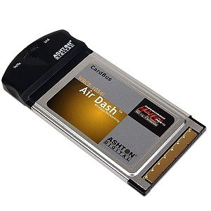(Air Dash WRCB-1054I 802.11g Wireless LAN PCMCIA Card)
