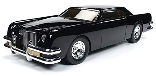 Auto World George Barris Car Black Sparkle 1/18 Scale for sale  Delivered anywhere in USA