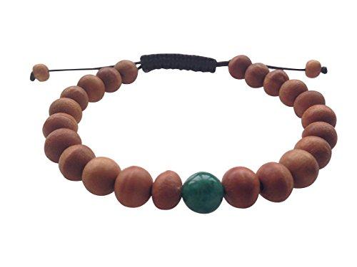 Tibetan Mala Wrist Bracelet Meditation product image