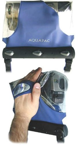 AQUAPAC AQUA-461 Waterproof Barrel Camcorder Case - Aquapac Camcorder Case