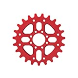 RMD Bike Co. | 22&2 sprocket 3pc BMX MTB Dirt | 23T 25T 28T | Black or Red | Made in Poland |