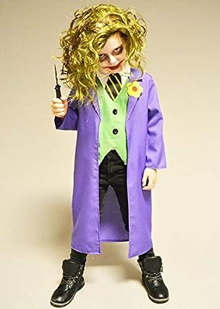 Magic Box El tamaño de los niños El Disfraz de Joker Style Large ...